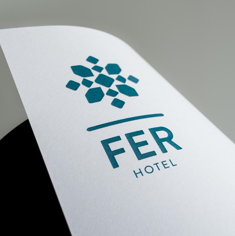 Fer Hotel Branding